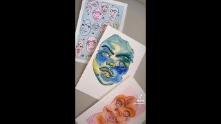 Trash Art | DOODLES | TIKTOK: NEWJEANS