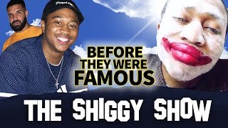 SHIGGY | Before They Were Famous | In My Feelings Challenge Keke Do You Love Me ?