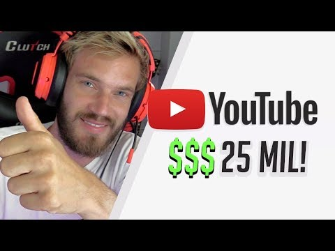 YouTube News Are Giving Me $25 Million! 📰 PEW NEWS📰