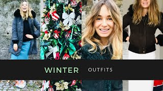 cold winter outfits