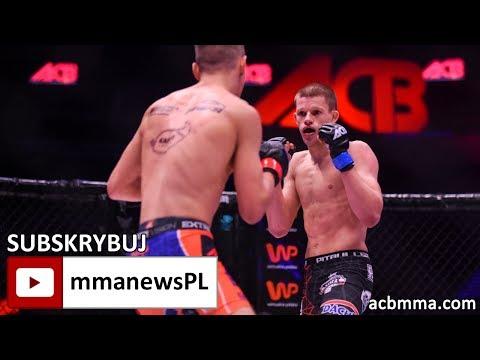 ACB 63: Jakub Wikłacz o incydencie z otwartymi drzwiami klatki w walce z Sebastianem Przybyszem