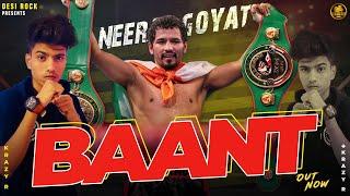 Baant – Krazy R Ft Neeraj Goyat Video HD