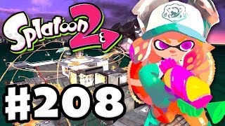 Ruins of Ark Polaris! New Salmon Run! - Splatoon 2 - Gameplay Walkthrough Part 208 (Nintendo Switch)