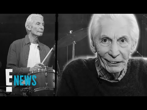 Rolling Stones Drummer Charlie Watts Dies | E! News