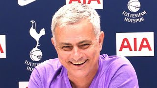 Jose Mourinho FULL Pre-Match Press Conference - Tottenham v Liverpool - Premier League - SUBTITLES