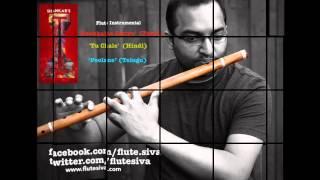 Pookale Satru   Tu Chale   Poolane from 'I' - Flute Instrumental by Flute Siva