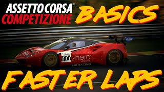Improve Your Lap Times | Assetto Corsa Competizione Basics #11