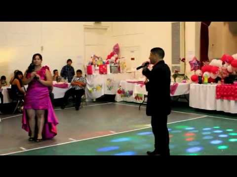La Pareja Ideal (Marisela y Marco Antonio Solis) Cover By Karen y Luvin