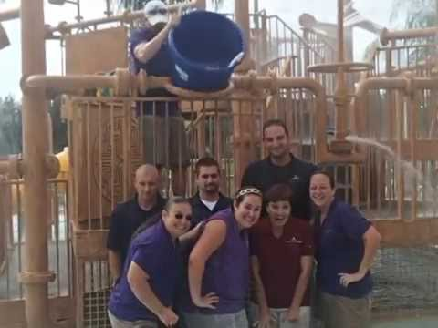 Summer Bay Orlando by Exploria Resorts ALS Ice bucket challenge