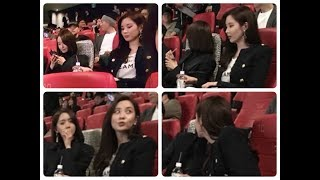 [180326] YoonA and SeoHyun  -  'Seven Years of Night' VIP Premiere