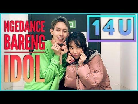 VLOGMAS Hari ke 23: TUR APARTEMEN JEPANG & DANCE BARENG LOUDI 14U!!