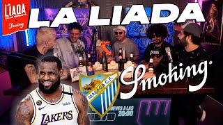 LEBRON JAMES COMPRA EL MÁLAGA #LaLiadaDeLaSemana by Smoking