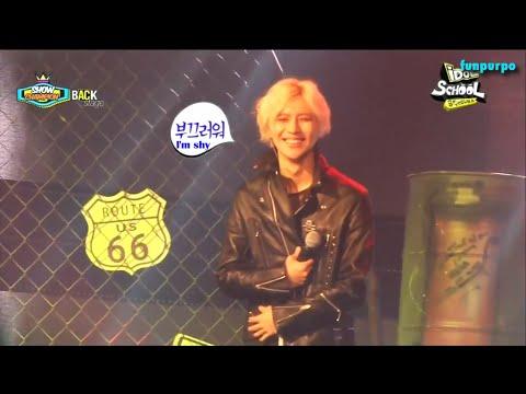 [ENG] 140823 Taemin cut -  Show Champion Backstage