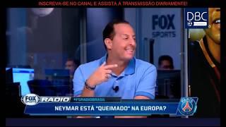 FOX SPORTS   FOX SPORTS RÁDIO - 09/07/2019 (Neymar não se reapresenta no PSG)