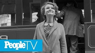 Julianne Moore Raves About Deaf, First-Time Movie Actress Millicent Simmonds' Performance | PeopleTV