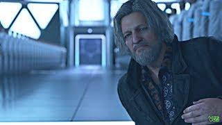 Detroit: Become Human - Connor Dies Trying to Save Hank.......from Connor