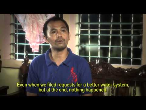 Instilling Water Integrity in Sibagat, Philippines