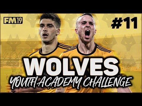 WOLVES YOUTH ACADEMY CHALLENGE #11: FACING BOTTOM - FOOTBALL MANAGER 2019