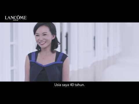 Lancôme x Harper's Bazaar Indonesia: Fen Soong