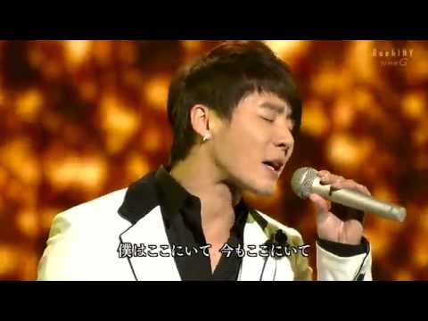 DBSK - Stand by U - Last live performance together as five