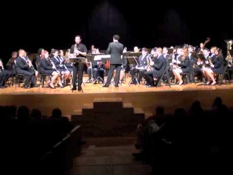 Pequeña Czarda. Teror Saxophone Academy 2012