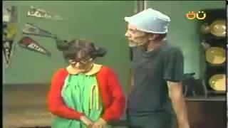 CHESPIRITO 1981- El Chavo del Ocho- Don Ramón en la escuela- parte 1 HD