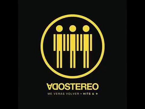 SODA STEREO - ME VERáS VOLVER (FULL ALBUM)