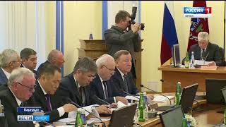 В Барнауле прошло выездное заседание совета безопасности России