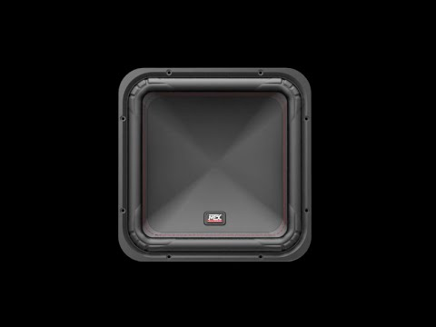 MTX Audio S65 Square Subwoofers