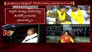A.V.Subba Reddy daughter, Jhanavi counters Mounika..