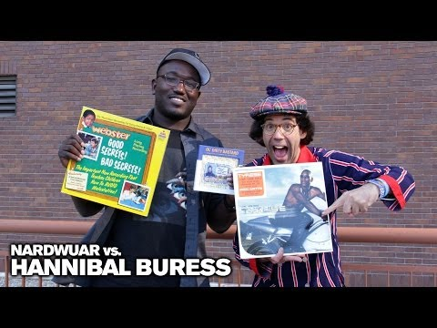 Nardwuar vs. Hannibal Buress