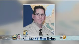 Sheriff's Sergeant Killed In Borderline Bar Shooting Laid To Rest