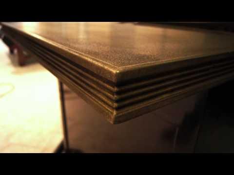 Metal Countertops by Bastille Metal Works
