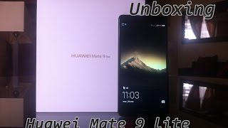 Video Huawei Mate 9 Lite 64GB Dorado EAoHwn6vYZo