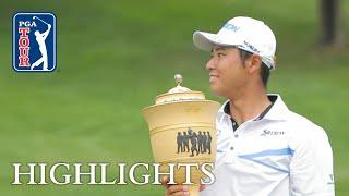 Hideki Matsuyama extended highlights | Round 4 | Bridgestone