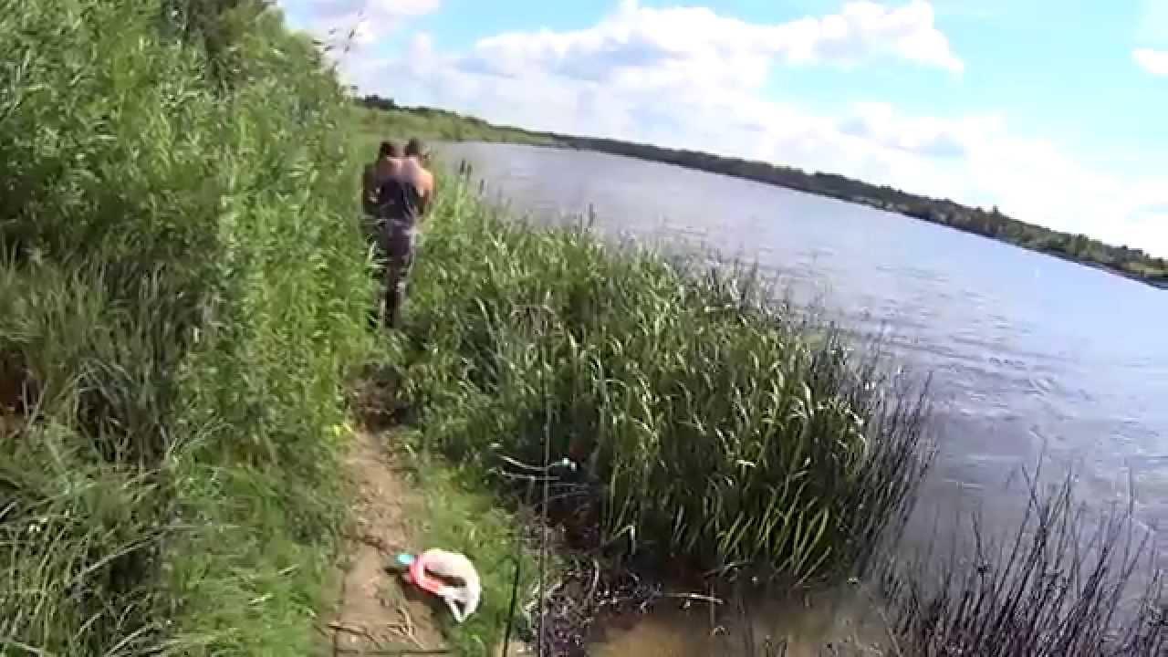 Рыбалка на реке ноля галичский район