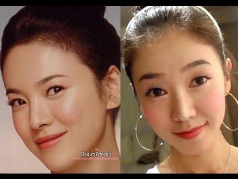 Korean Everyday Makeup ♥ 자연스런 메이크업