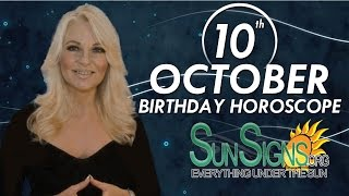 Birthday October 10th Horoscope Personality Zodiac Sign Libra Astrology