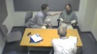 Elizabeth Smart kidnapper Brian David Mitchell interviewed in 2003