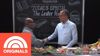 COLD CUTS With Al Roker: Lester Holt | TODAY