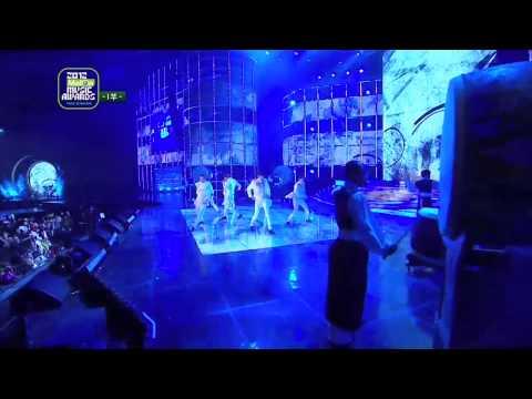2012 MelOn Music Awards: INFINITE(인피니트)