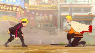 Boruto Vs Naruto Pelea Completa (Español Latino) - Naruto Storm 4 Road To Boruto Movie