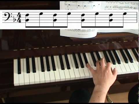 Steam Train Boogie (How To Play Boogie Woogie Piano)