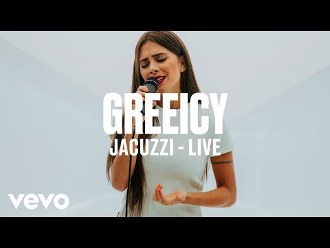 Greeicy - Jacuzzi (Live) | Vevo DSCVR ARTISTS TO WATCH 2019