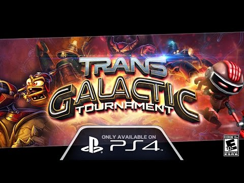Trans-Galactic Tournament Trailer