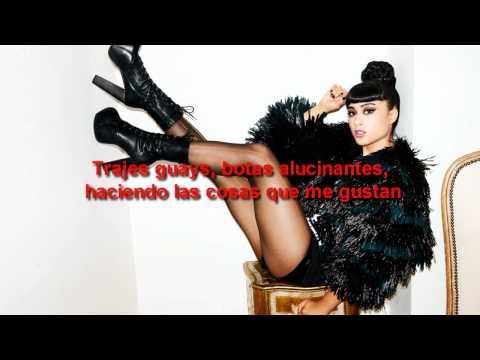 Natalia Kills feat. Will.i.am - Free (Subtitulado en Español)