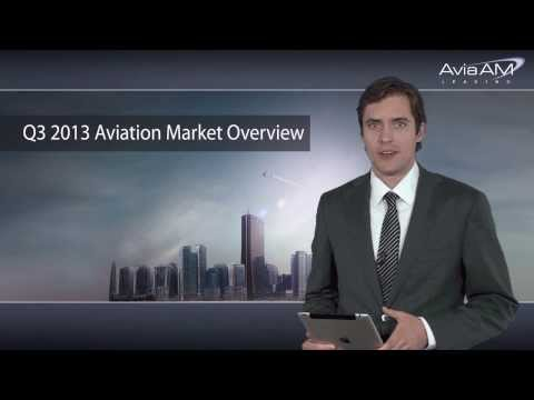 Q3 2013 Aviation Market Overview by AviaAM Leasing