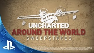 Preorder Uncharted 4 for a chance to win a trip around the world