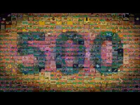 The Simpsons 500th Episode Intro (Slowed & Edited), The Simpsons 500th Episode Intro (Slowed & Edited)
