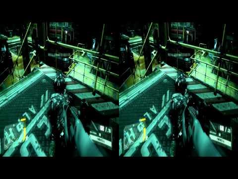 Crysis 3|| 3D-SBS